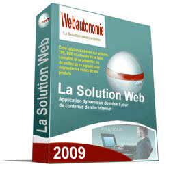 webautonomie.com - La Solution Web